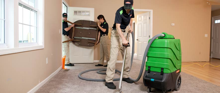 Livonia, MI residential restoration cleaning